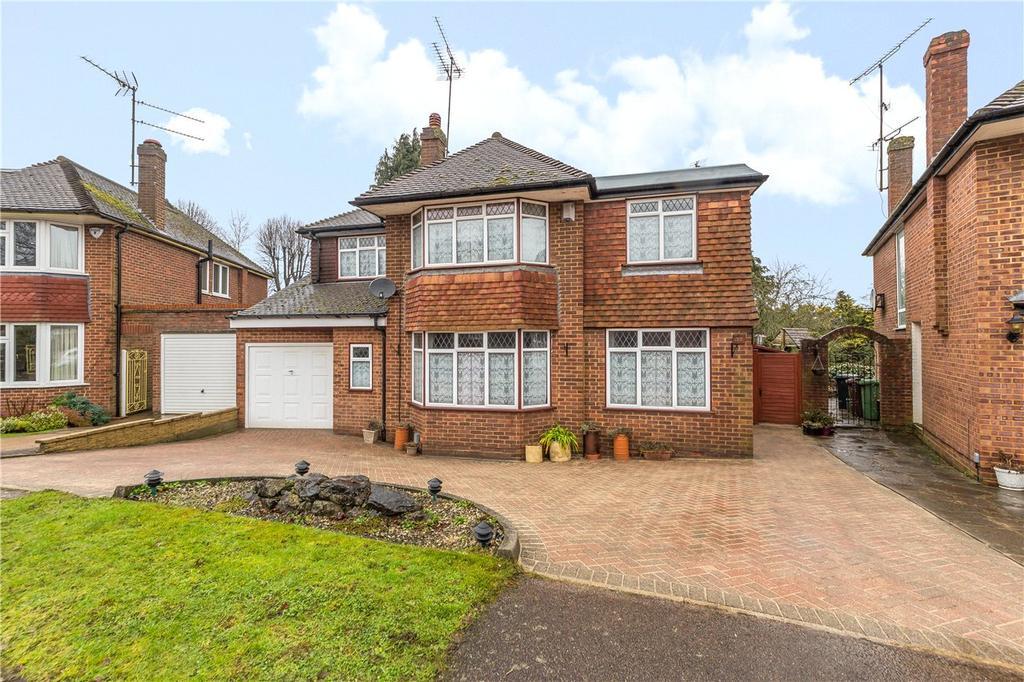 6 Bedrooms Detached House for sale in Ridge Avenue, Harpenden, Hertfordshire