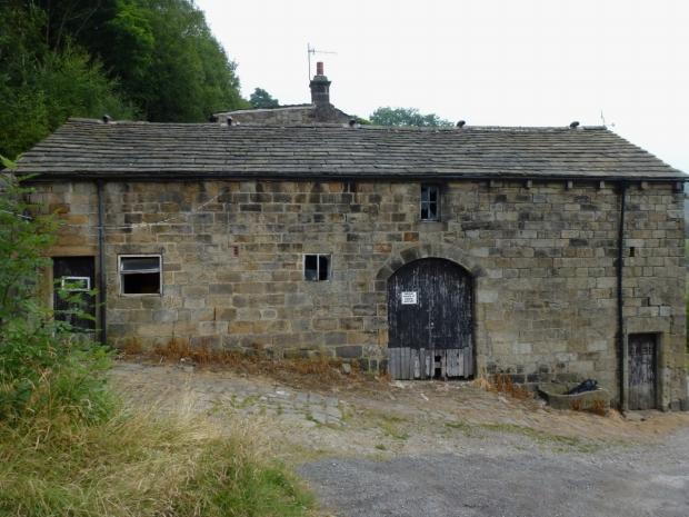 4 Bedrooms Detached House for sale in STONEY ROYD LANE TODMORDEN LYDGATE