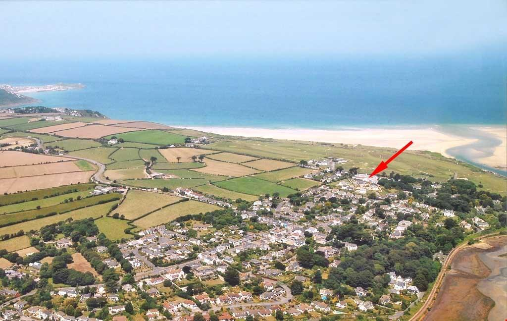 3 Bedrooms Apartment Flat for sale in Lelant, St Ives, West Cornwall, TR26
