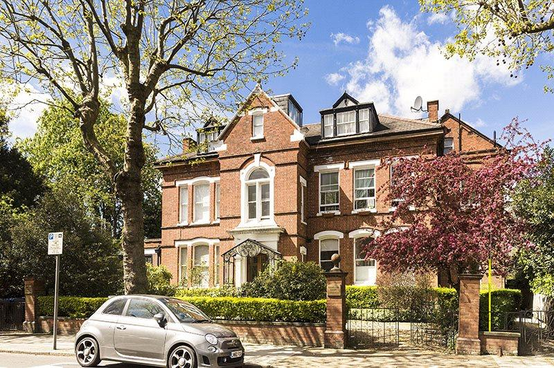 1 Bedroom Flat for sale in Sanellan Court, 1 Mapesbury Road, Mapesbury, London, NW2