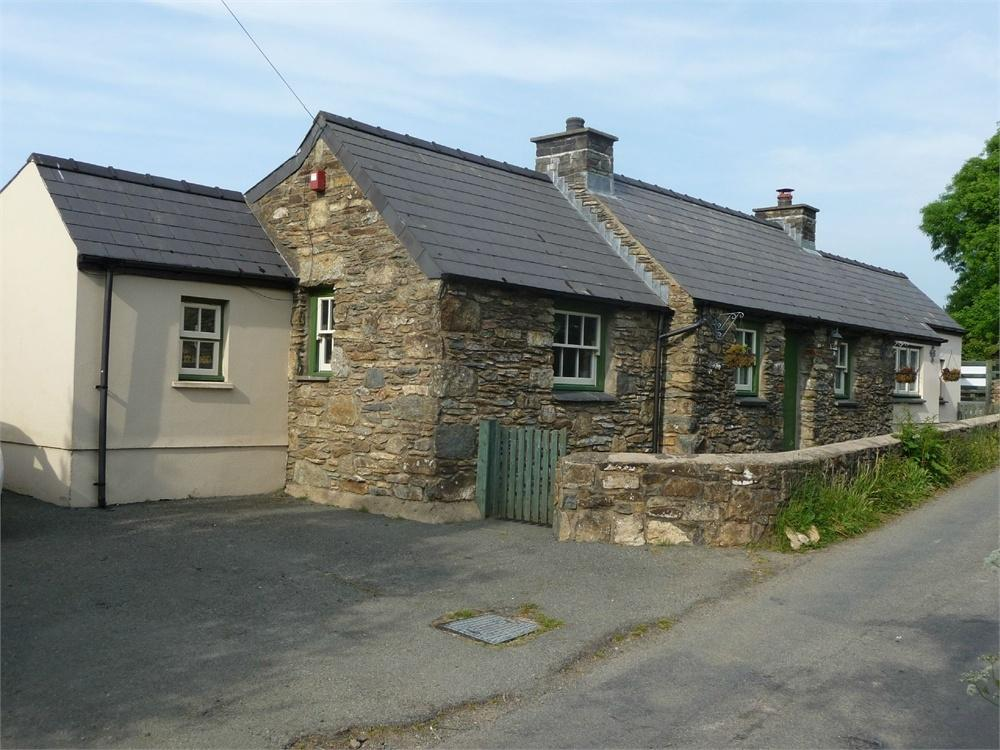 3 Bedrooms Cottage House for sale in Yr Hafod, Brynberian, Crymych, Newport, Pembrokeshire