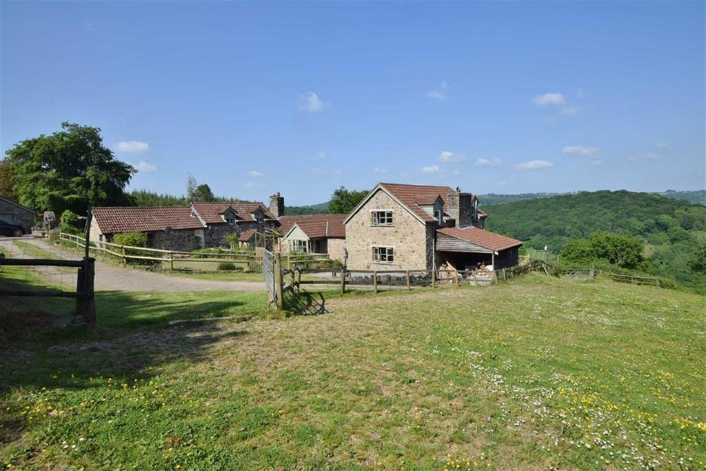 4 Bedrooms Detached House for sale in Barbadoes Hill, Tintern, Monmouthshire