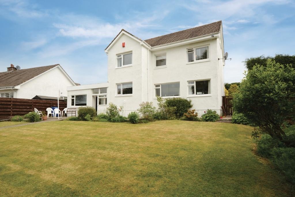 4 Bedrooms Detached House for sale in 10 Myreton Avenue, Kilmacolm, PA13 4LJ