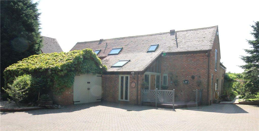 5 Bedrooms Equestrian Facility Character Property for sale in Truemans Heath Lane, Shirley, Solihull, West Midlands, B90