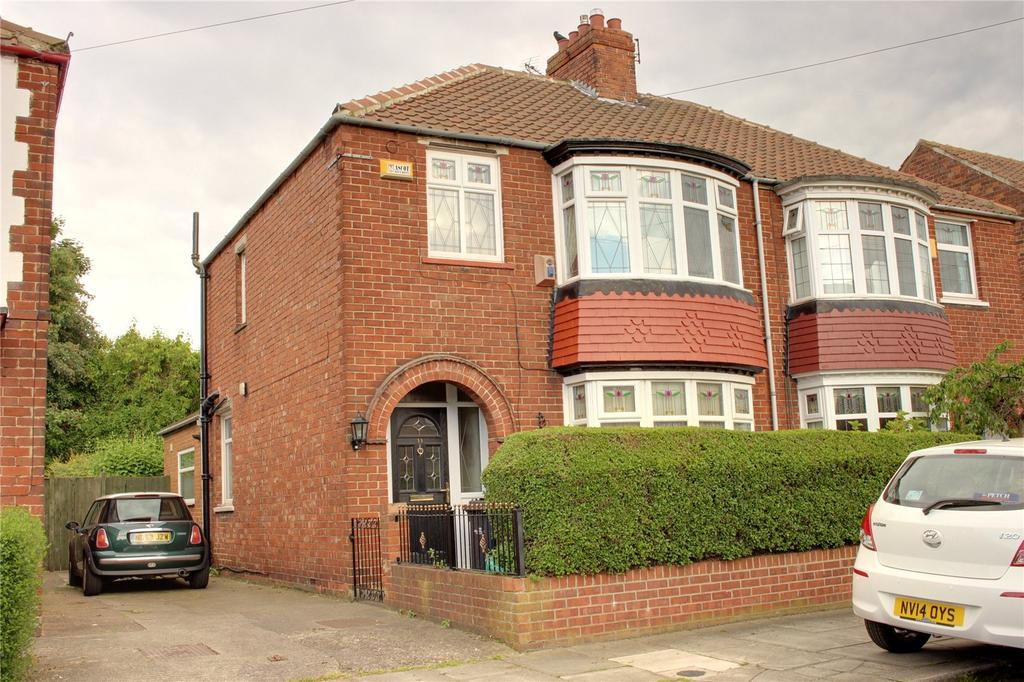 3 Bedrooms Semi Detached House for sale in York Road, Linthorpe