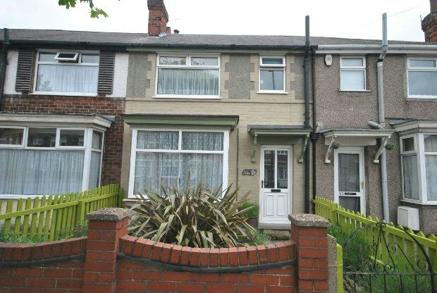 3 Bedrooms Terraced House for sale in Chelmsford Avenue, GRIMSBY