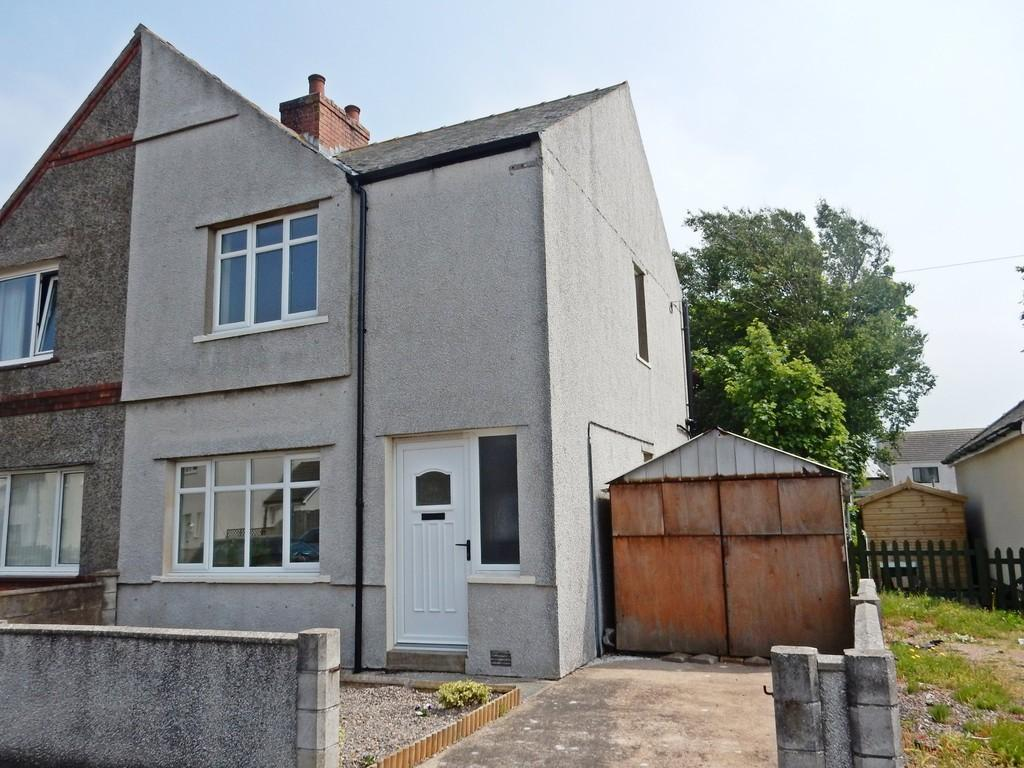 2 Bedrooms Semi Detached House for sale in The Crofts, Silloth, Wigton