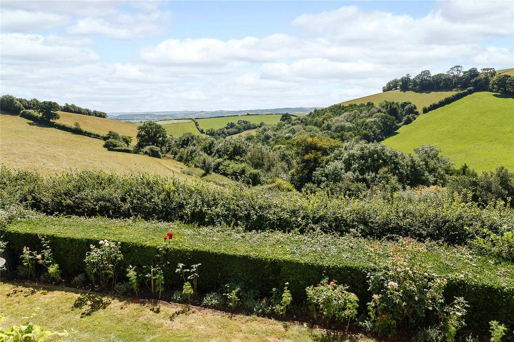 5 Bedrooms Detached House for sale in Thatchers Hill, Thorverton, Exeter, Devon
