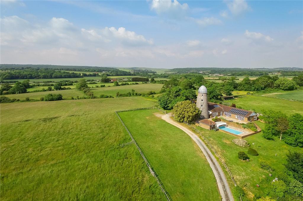 4 Bedrooms Detached House for sale in Ecclesden Lane, Angmering, Littlehampton, West Sussex