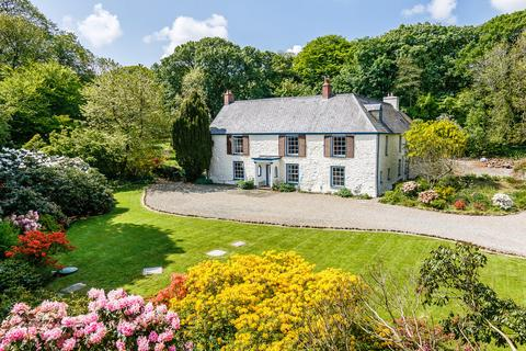 7 bedroom manor house for sale - Welsh Hook, Haverfordwest, Pembrokeshire