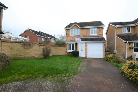 3 bedroom detached house to rent - Stonalls, Woolpit
