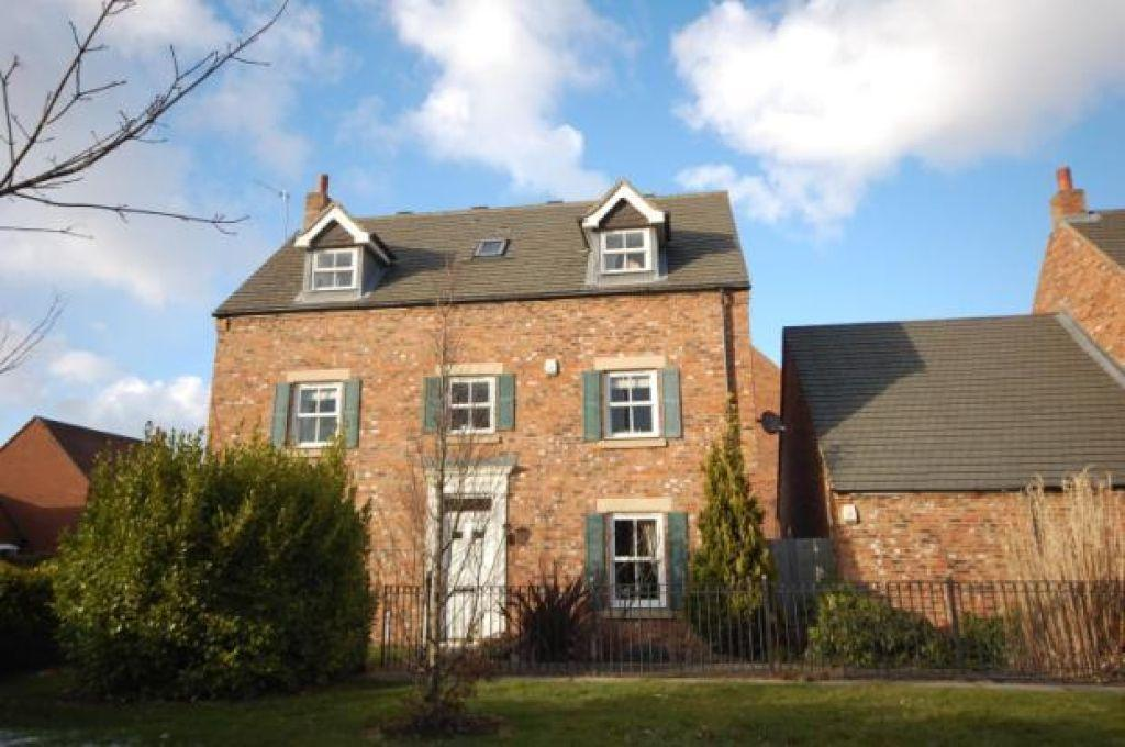 4 Bedrooms Detached House for sale in Warkworth Woods, Newcastle Upon Tyne, Gosforth, Tyne And Wear