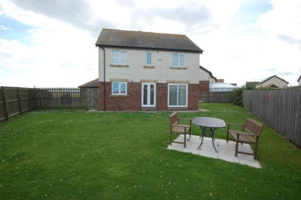 4 Bedrooms Detached House for sale in Kings Field, Northumberland, Seahouses, Northumberland