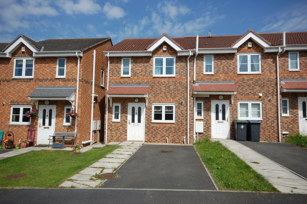 3 Bedrooms Semi Detached House for sale in The Woodlands, Langley Park, Durham