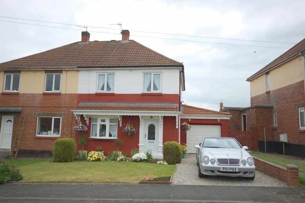2 Bedrooms Semi Detached House for sale in Salisbury, West Cornforth, Durham, County Durham