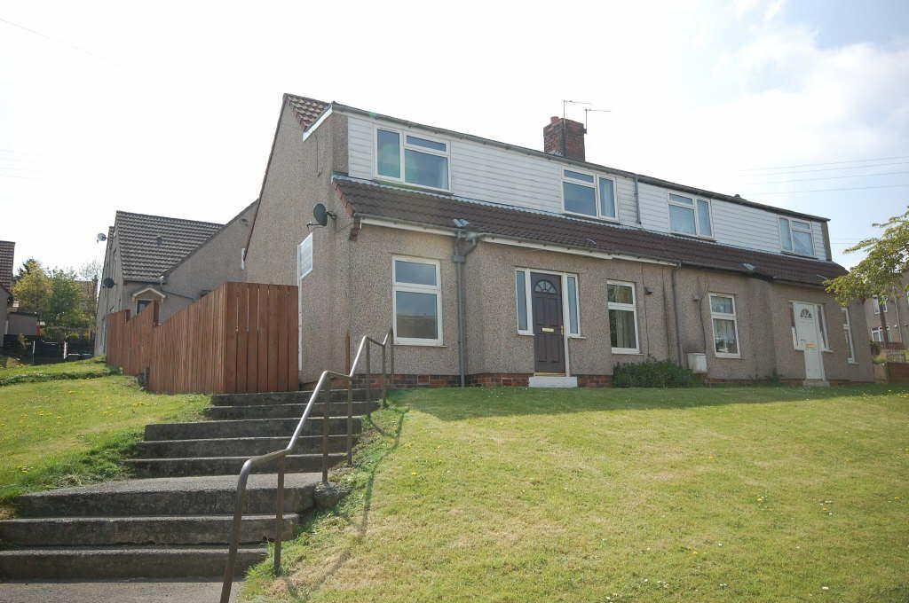 2 Bedrooms Semi Detached House for sale in Jubilee Crescent, Sherburn Hill, Durham, County Durham