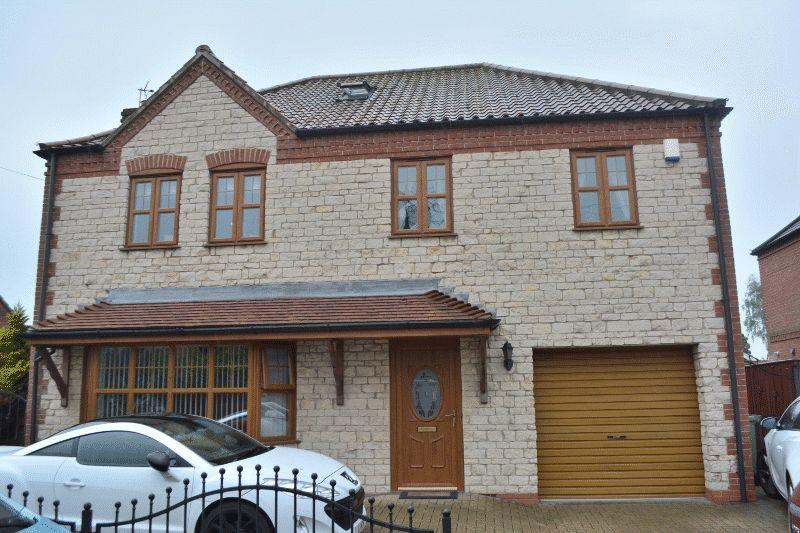 5 Bedrooms Detached House for sale in Mill Lane, Broughton, Brigg