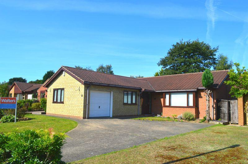3 Bedrooms Detached Bungalow for sale in Shearwater Road, Lincoln