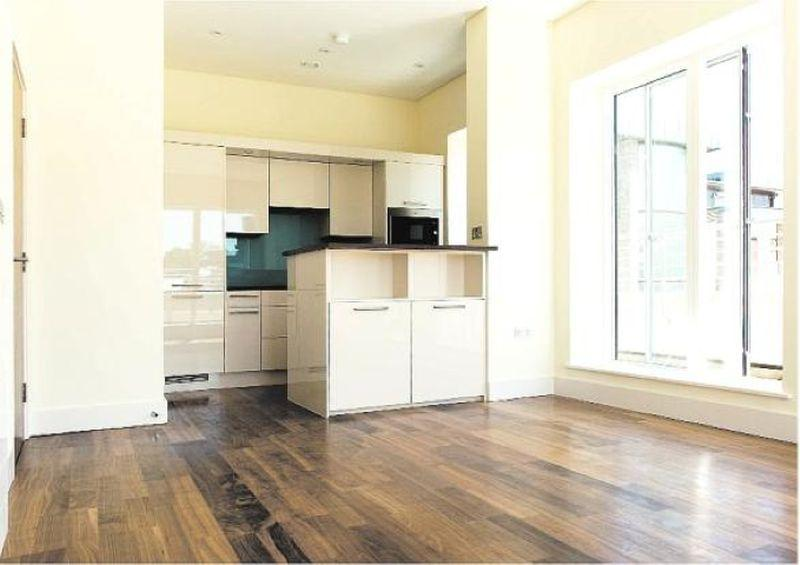 1 Bedroom Penthouse Flat