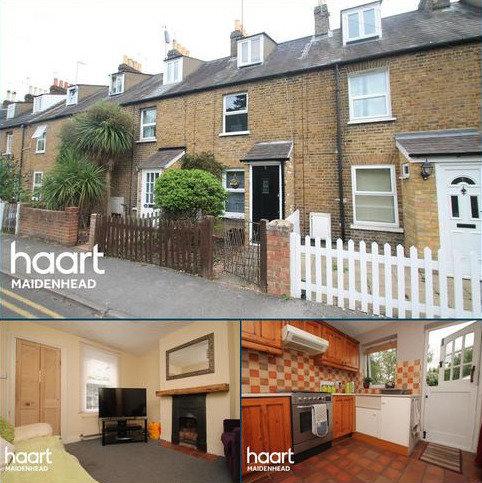 2 bedroom terraced house to rent - Princess Street, Maidenhead, SL6 1NX