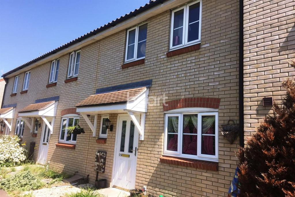 3 Bedrooms Terraced House for sale in Horsley Drive