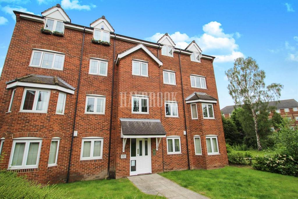 2 Bedrooms Flat for sale in Kingfisher Drive, Wombwell