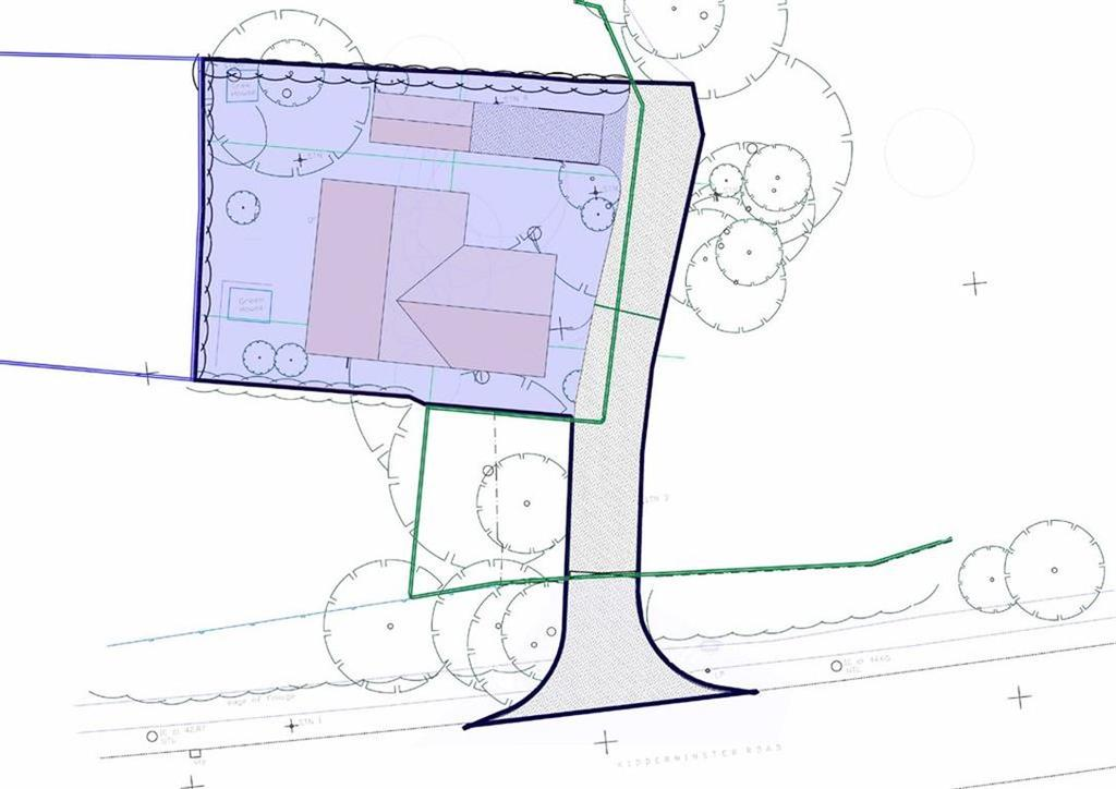 2 Bedrooms Land Commercial for sale in Building Plot, Rear of 2, Kidderminster Road, Low Town, Bridgnorth, Shropshire, WV15
