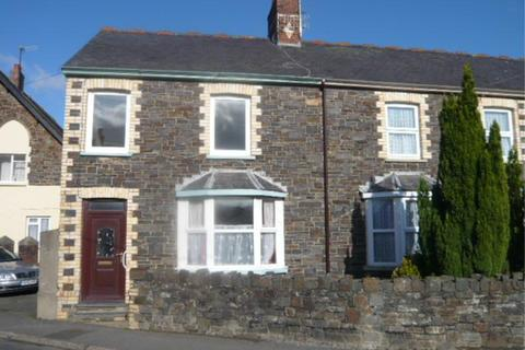 3 bedroom end of terrace house to rent - Chapel Terrace, Landkey, Barnstaple