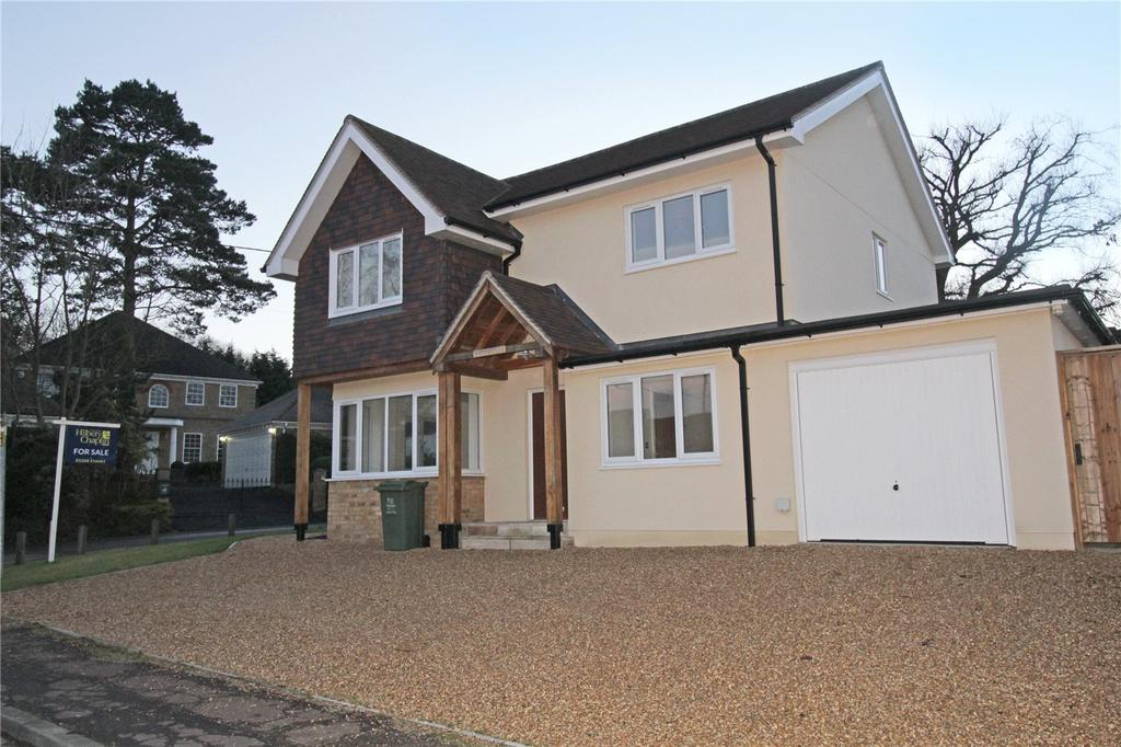 5 Bedrooms Detached House for sale in Victoria Avenue, Langdon Hills, Essex, SS16