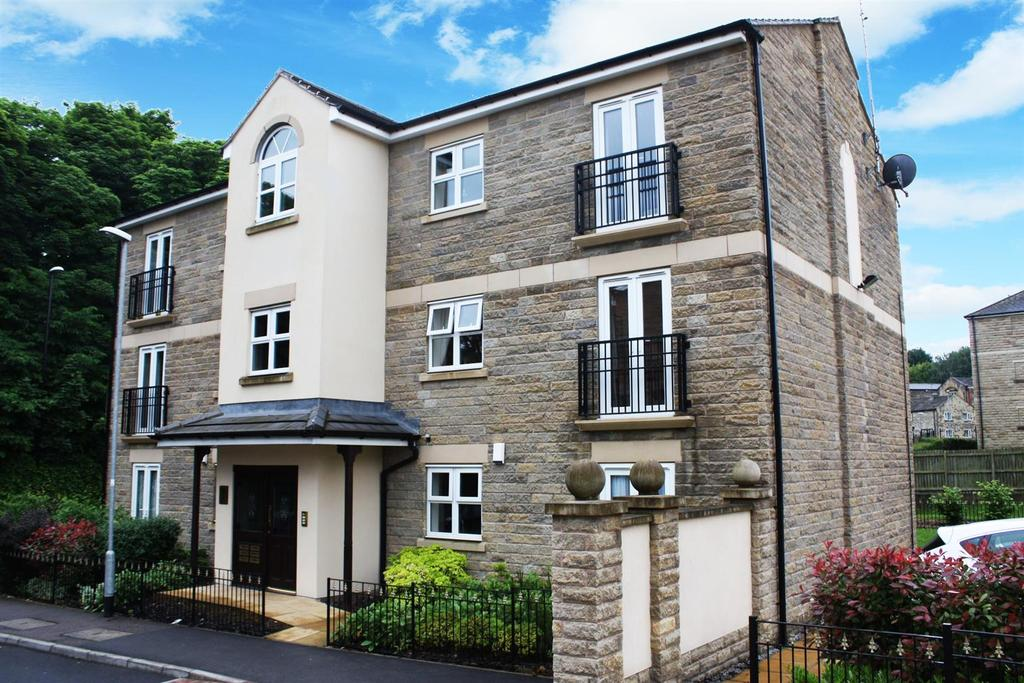 2 Bedrooms Apartment Flat for sale in Mill Beck Close, Farsley