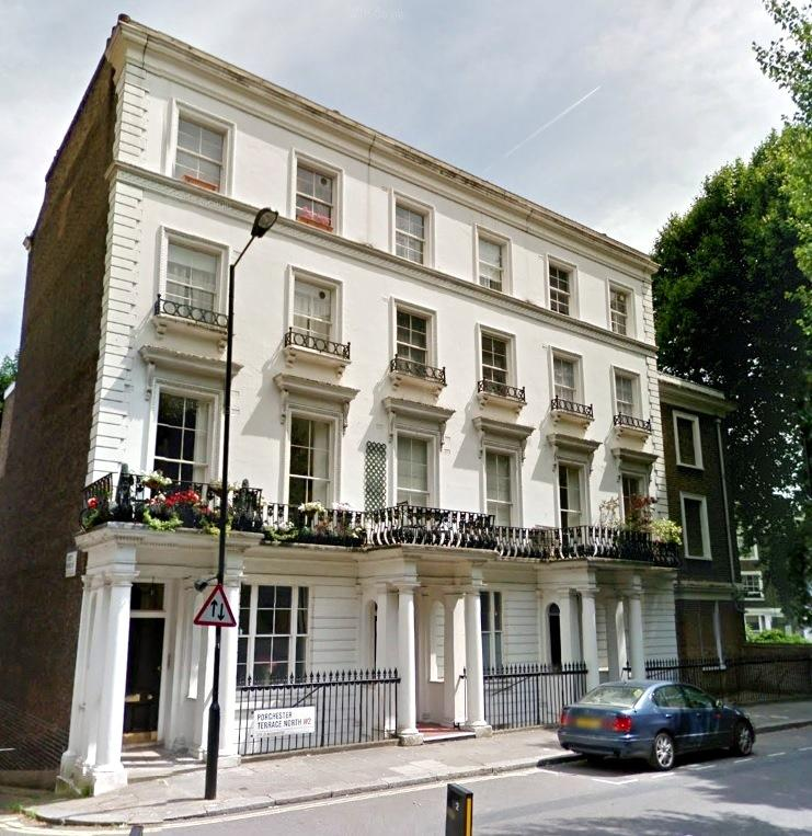 1 Bedroom Flat for sale in Porchester Terrace North, Bayswater, London W2