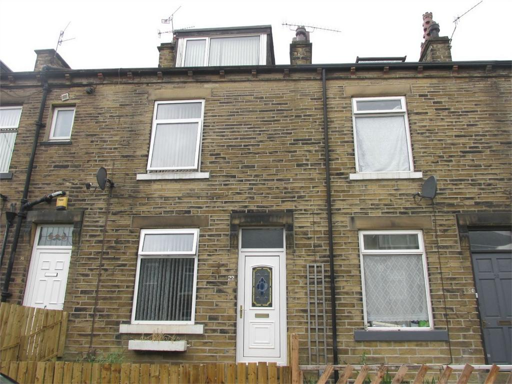 3 Bedrooms Terraced House for sale in Longford Terrace, Lidget Gree, BRADFORD, West Yorkshire