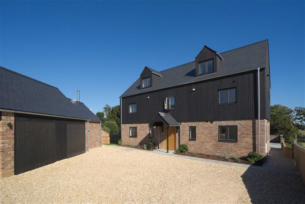 5 Bedrooms Detached House for sale in Tarrant Keyneston, Blandford Forum, Dorset