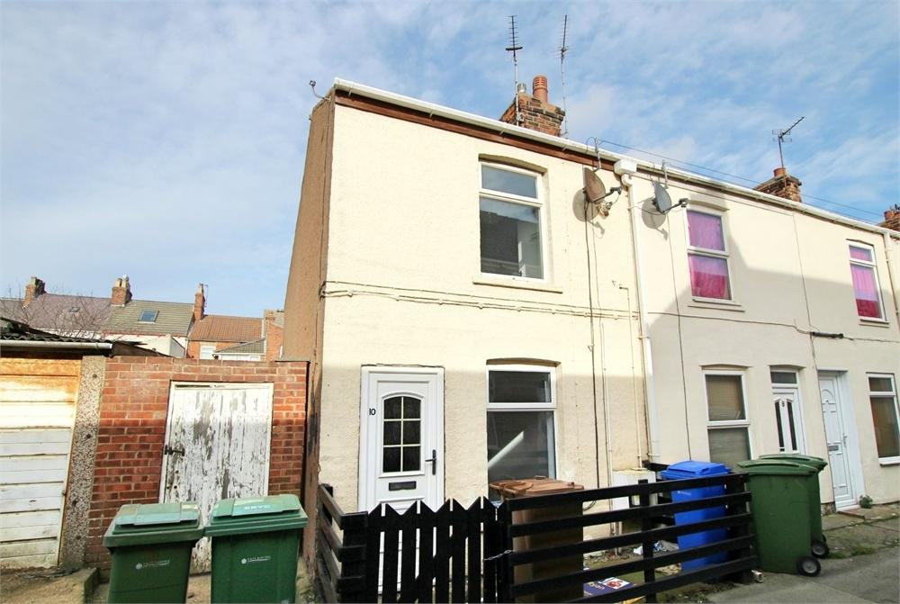 2 Bedrooms End Of Terrace House for sale in Edward Street, Withernsea, East Riding of Yorkshire