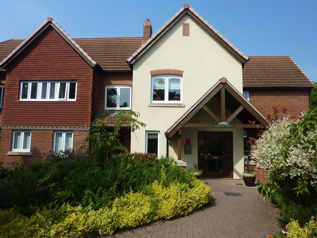 1 Bedroom Apartment Flat for sale in Charter Court, Retford, Notts.