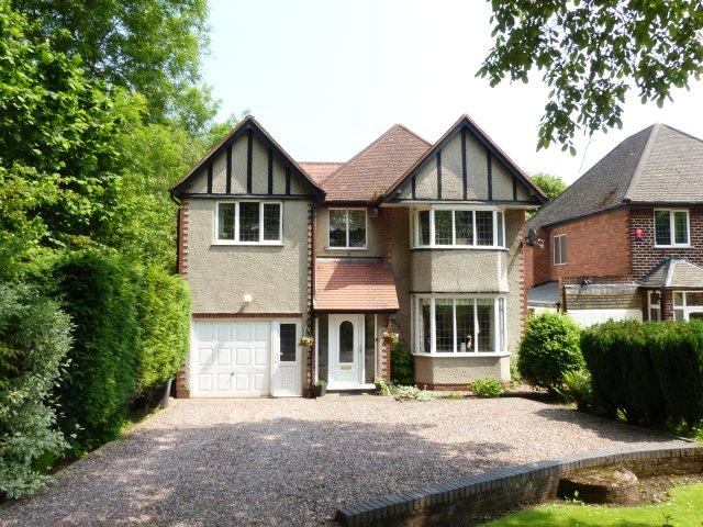 4 Bedrooms Detached House for sale in Broadway North,Walsall,West Midlands