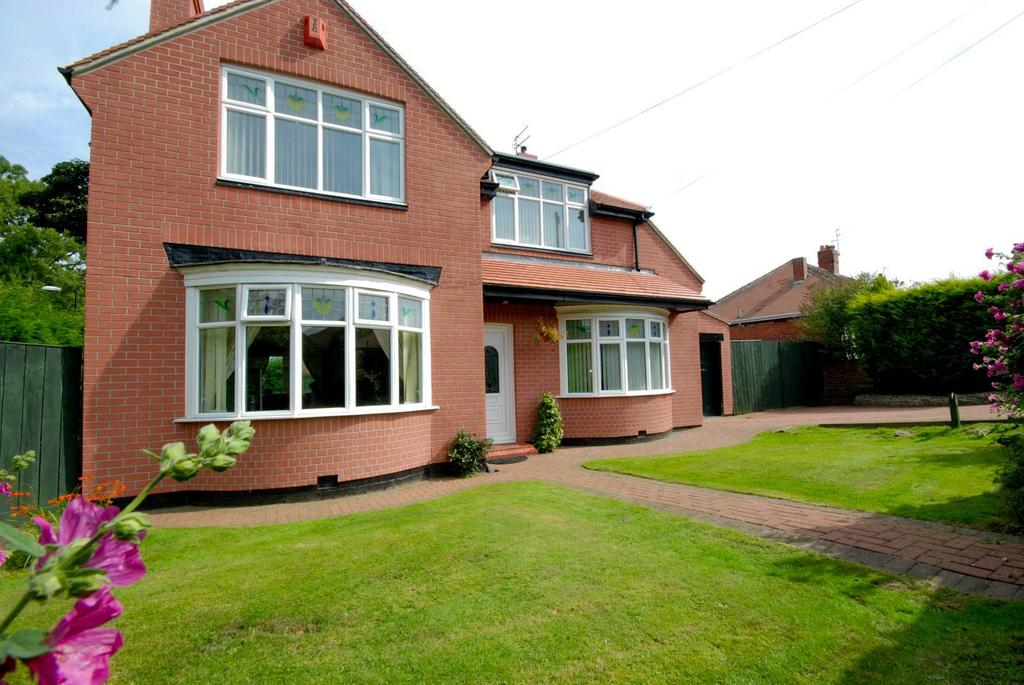 4 Bedrooms Detached House for sale in Glamis Avenue, Nookside