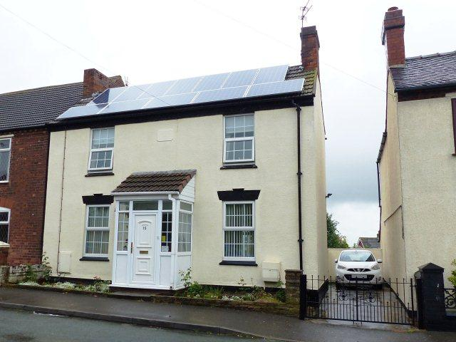 2 Bedrooms Detached House for sale in Hatherton Street,Cheslyn Hay,Staffordshire