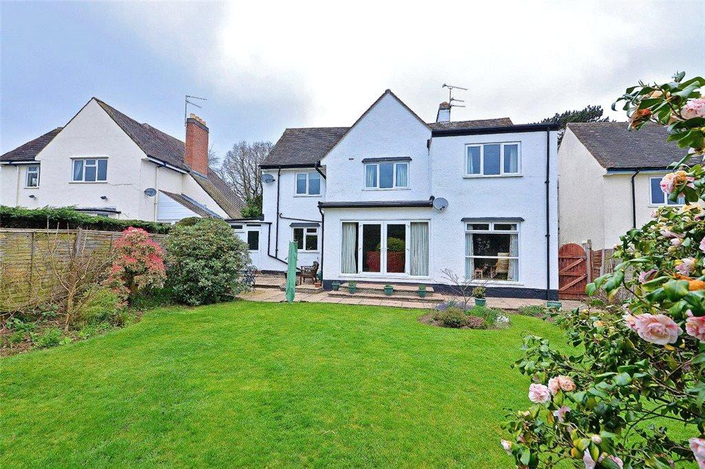 4 Bedrooms Detached House for sale in Dunley Road, Stourport-on-Severn, DY13