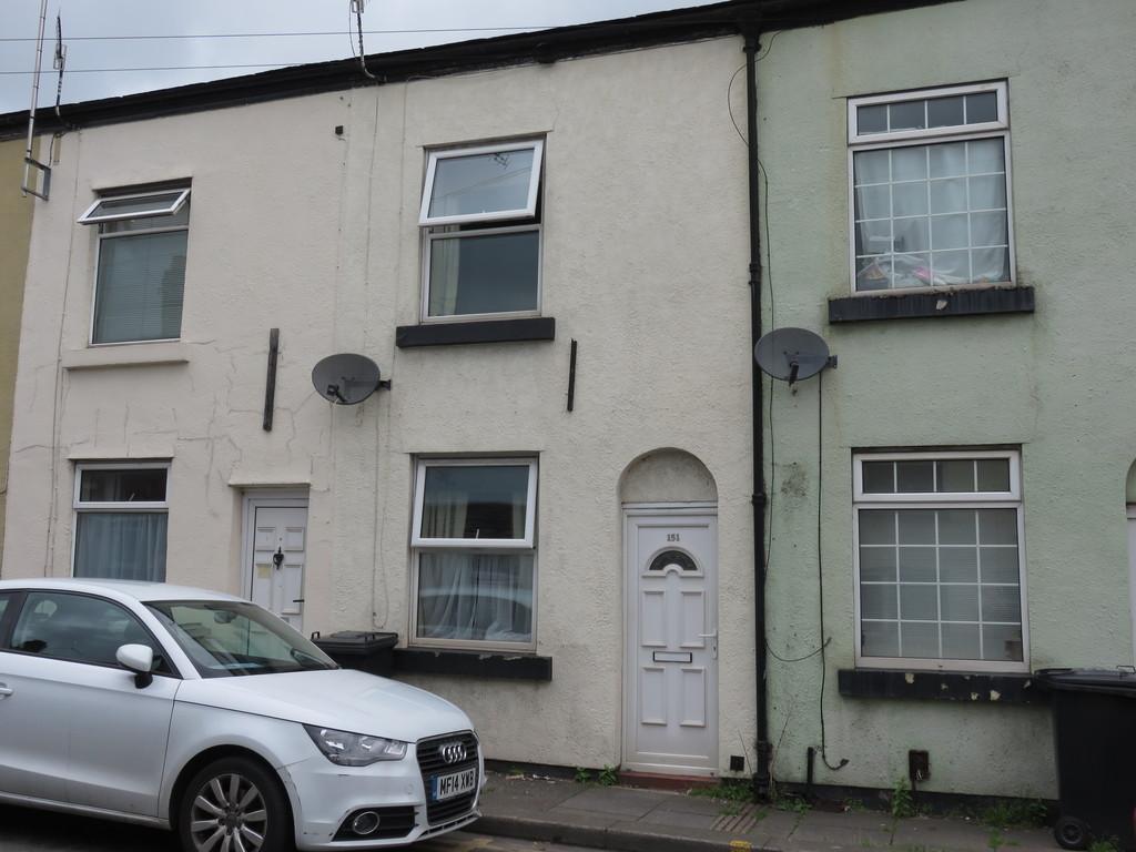 1 Bedroom Terraced House for sale in Park Lane, Macclesfield