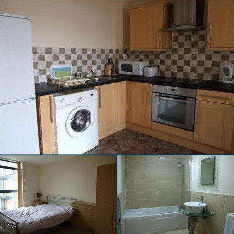 1 bedroom apartment to rent - Mandale House, 30 Bailey Street, Sheffield, S1 4AB