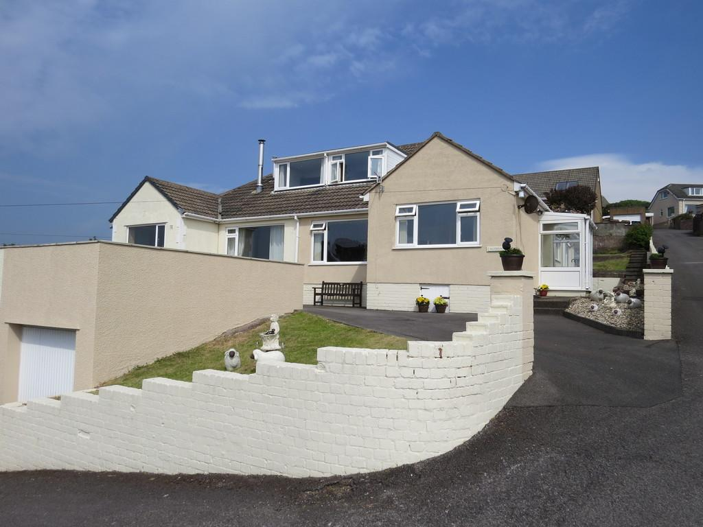3 Bedrooms Semi Detached Bungalow for sale in Allerdale, Outrigg Close, St. Bees, Whitehaven