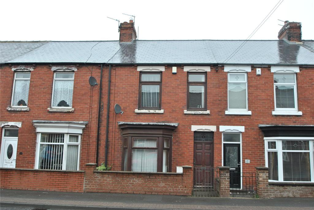 3 Bedrooms Terraced House for sale in Station Avenue North, Fencehouses, Tyne and Wear, DH4