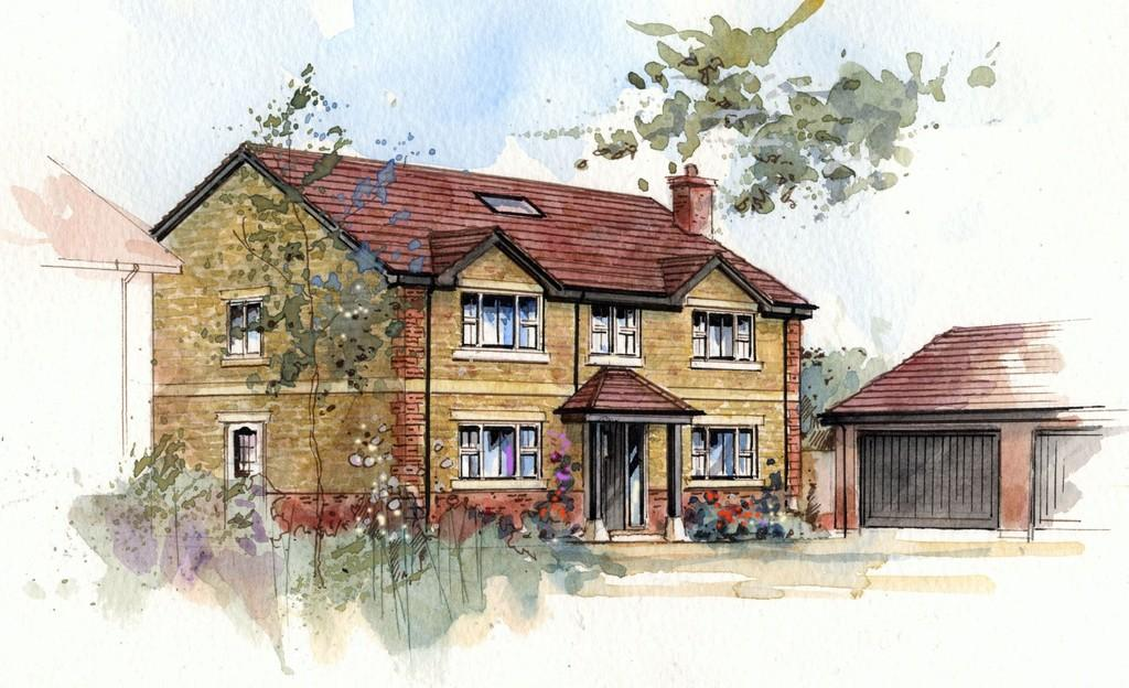 5 Bedrooms Detached House for sale in Oak House, Henford Marsh View, Warminster