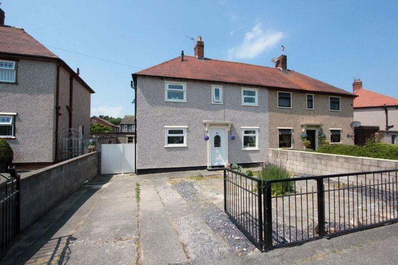 3 Bedrooms Semi Detached House for sale in Llwyn Elwy, St. Asaph