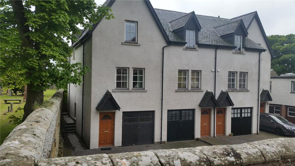 3 Bedrooms End Of Terrace House for sale in Golfers' Rest, 5 Dornoch Square East, Dornoch, IV25