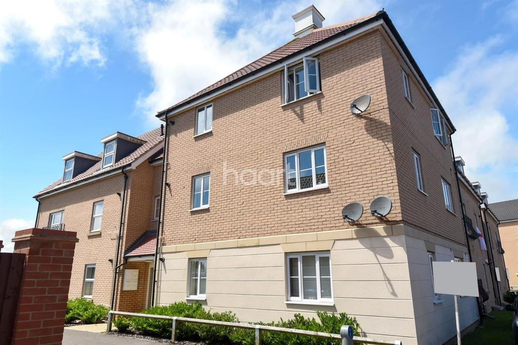 2 Bedrooms Flat for sale in Buttermere Way