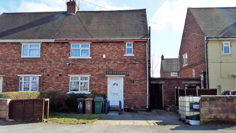 3 Bedrooms Semi Detached House for sale in ., WATSON RD, WEDNESBURY, WS10