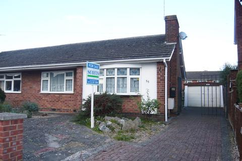 2 bedroom semi-detached bungalow for sale - Wigston, Anglesey Road LE18