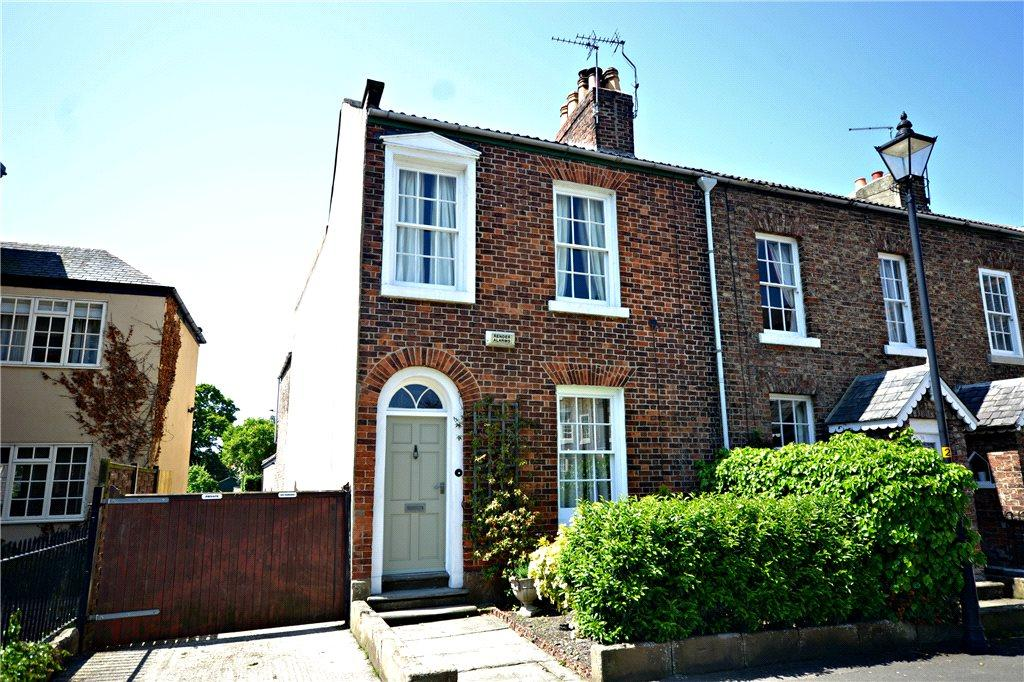 4 Bedrooms End Of Terrace House for sale in West Green, Stokesley, North Yorkshire